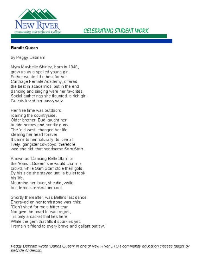 Hero's Journey Poems